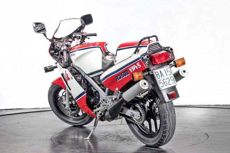 1985 YAMAHA RD 500 7