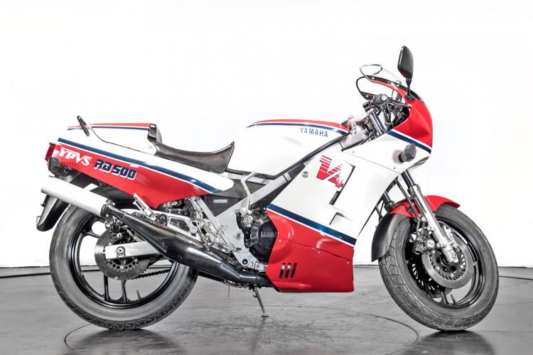1985 YAMAHA RD 500 4