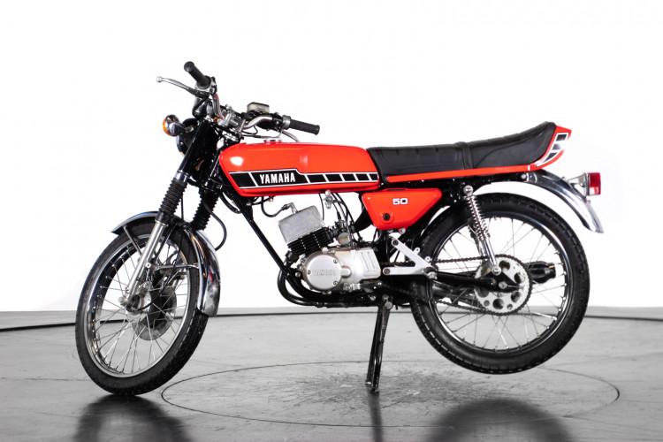 1980 YAMAHA 50 9