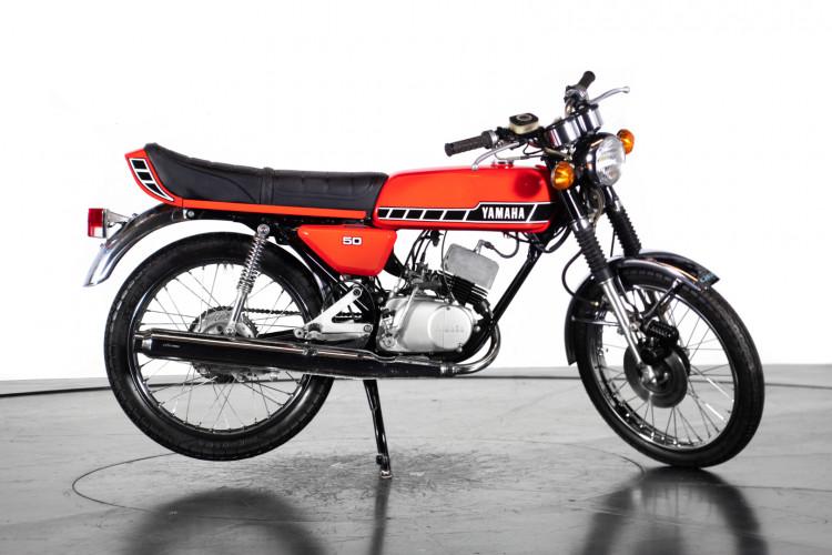 1980 YAMAHA 50 2