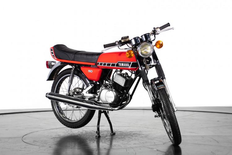 1980 YAMAHA 50 4