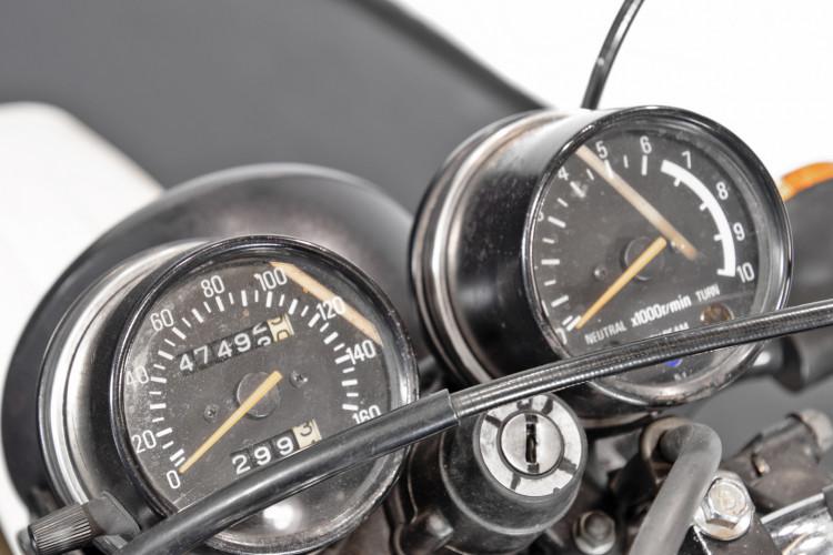 1981 Yamaha XT 500 12