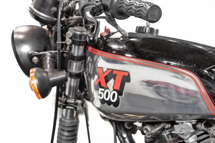1981 Yamaha XT 500 14