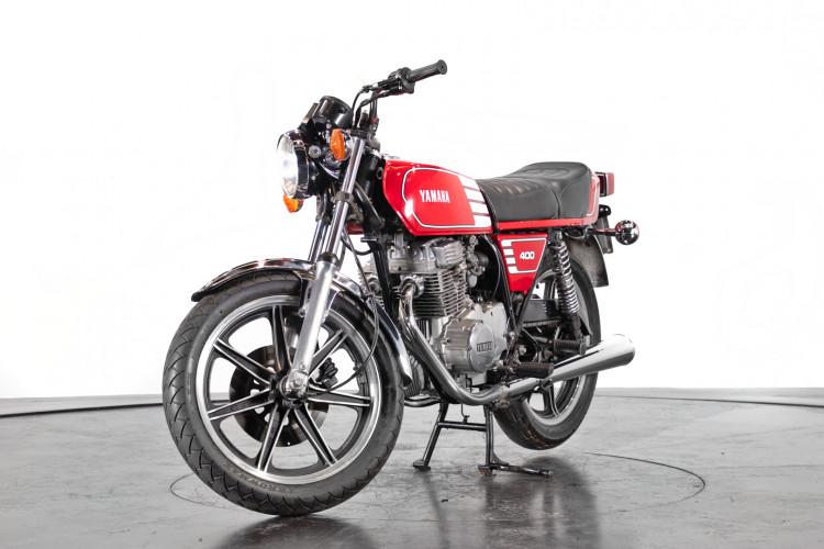 1980 Yamaha XS 400 1