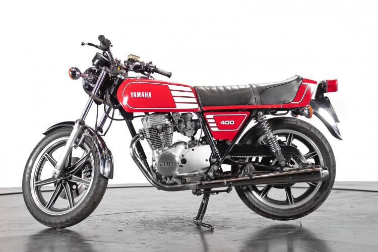 1980 Yamaha XS 400 0