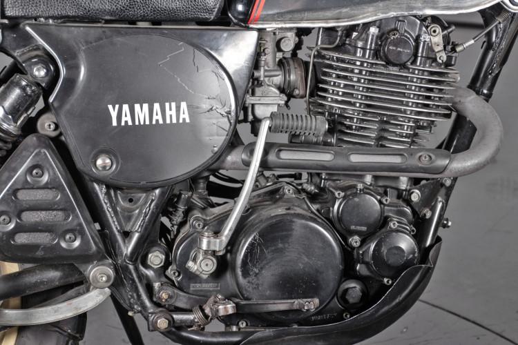 1983 Yamaha XT 500 8
