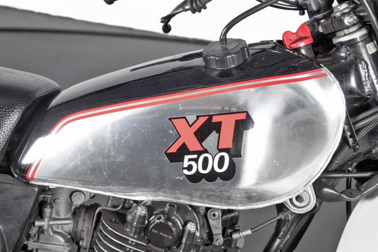 1983 Yamaha XT 500 10