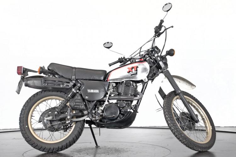 1983 Yamaha XT 500 2