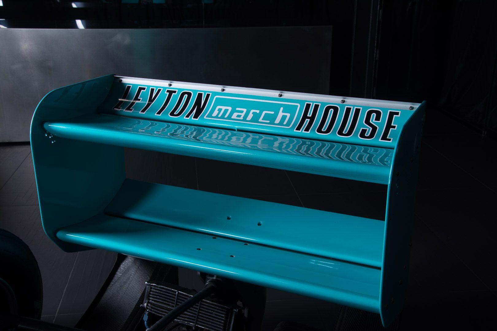 1987 March Leyton House F1 18016