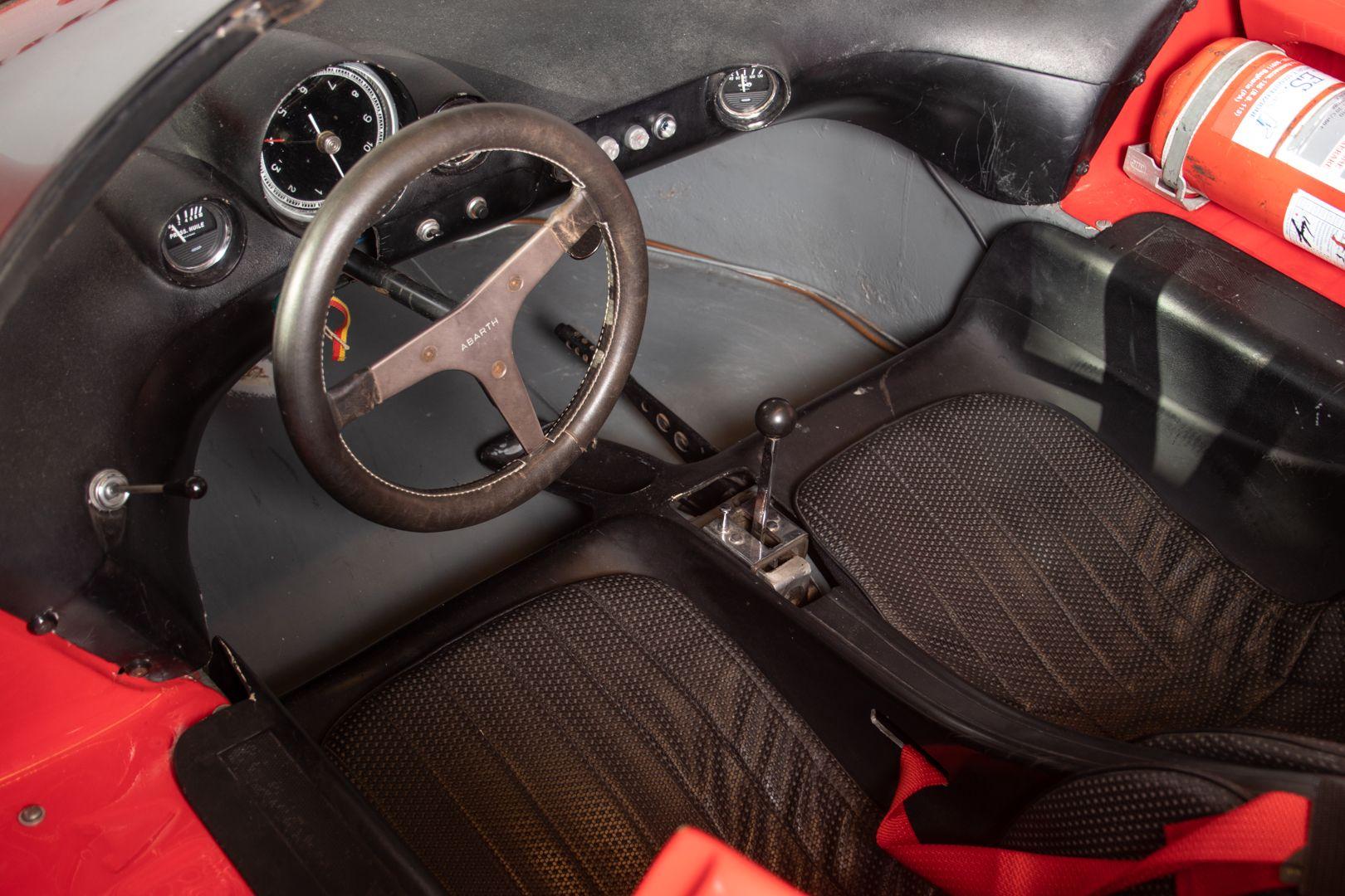 1968 Abarth 1000 SP sport prototipo 23582