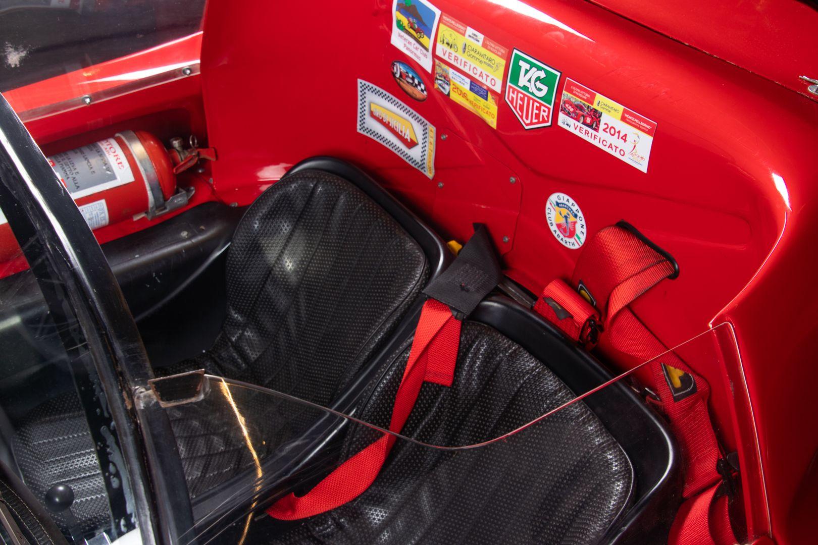 1968 Abarth 1000 SP sport prototipo 23591