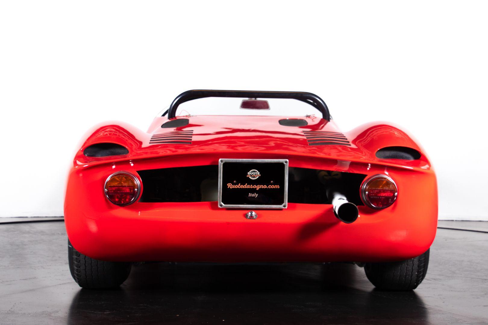 1968 Abarth 1000 SP sport prototipo 23561