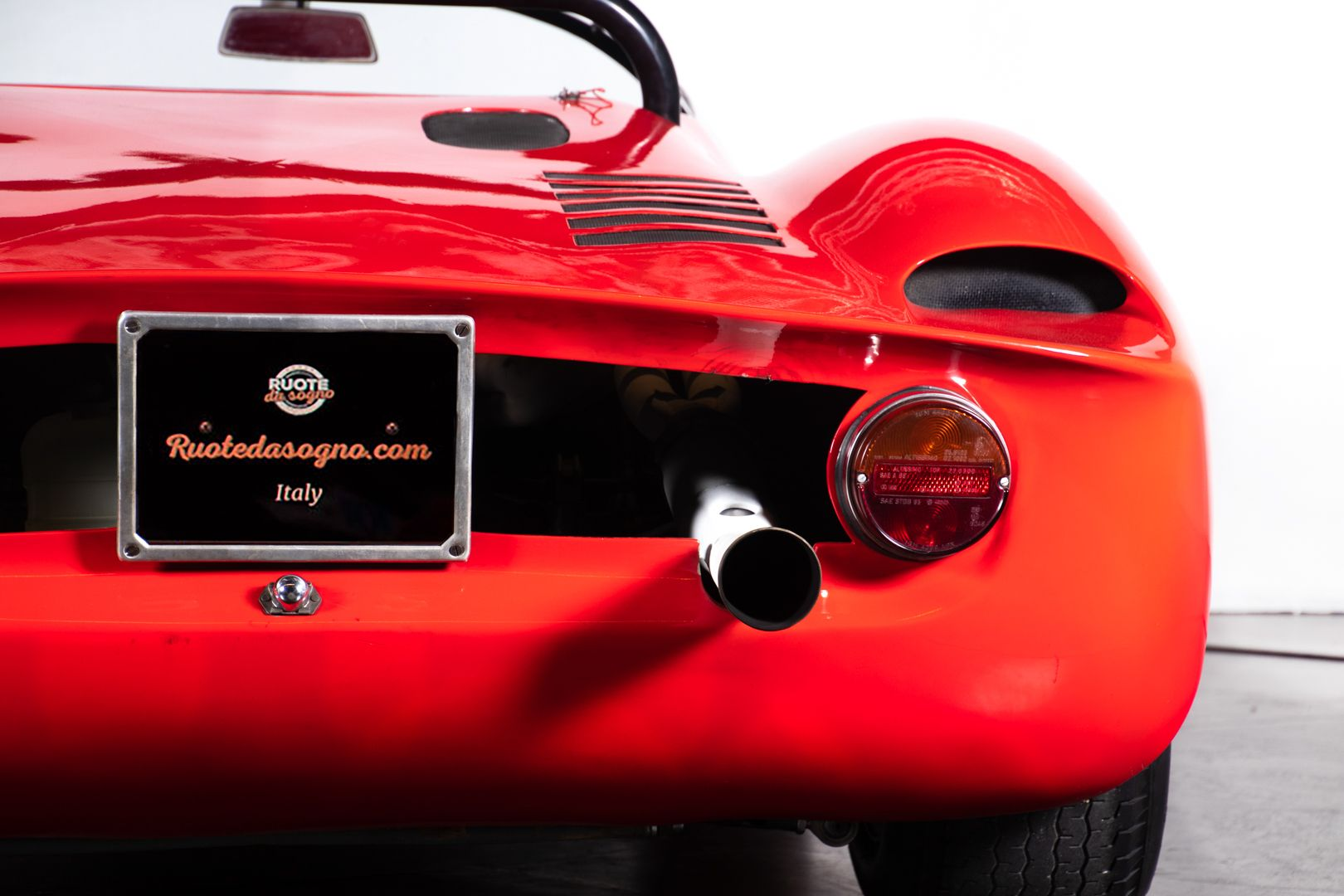 1968 Abarth 1000 SP sport prototipo 23562