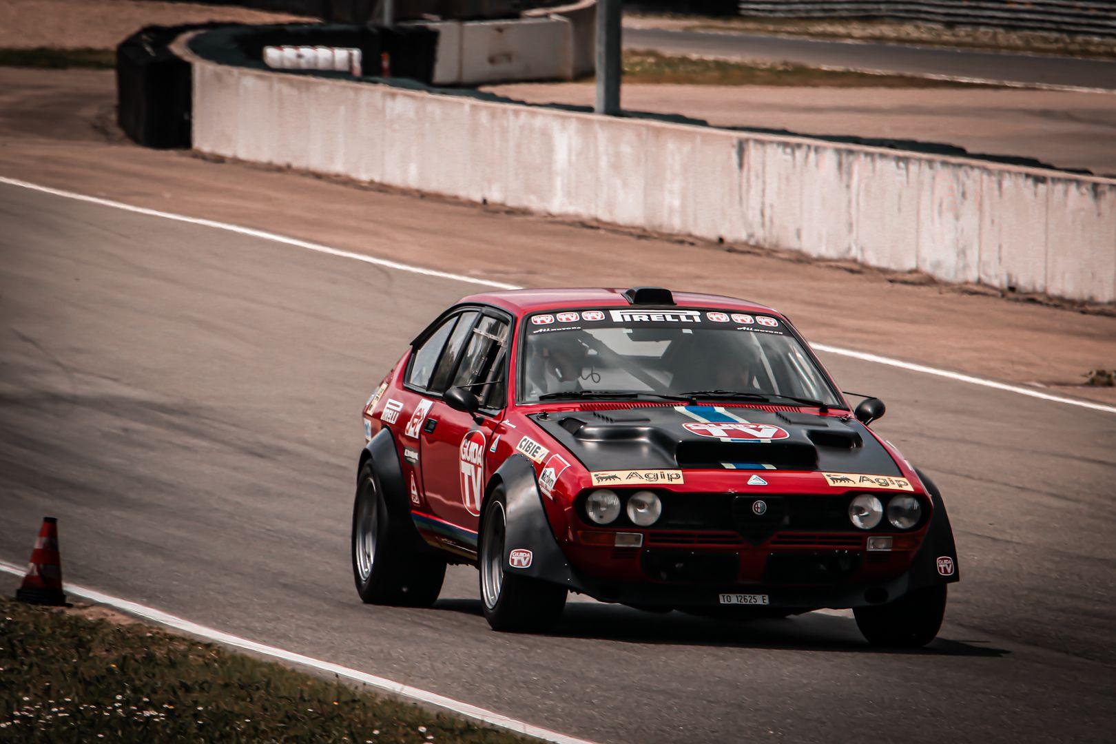 1979 Alfa Romeo Alfetta GTV Turbodelta Gr.4 71135