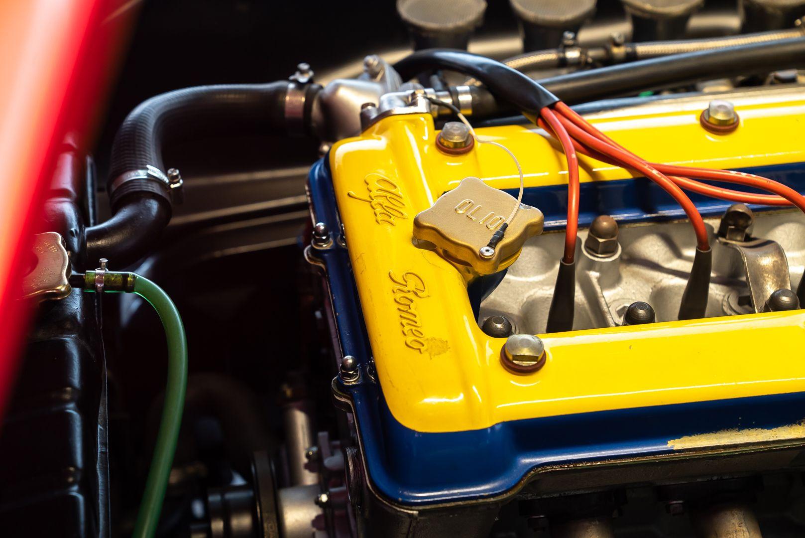 1971 ALFA ROMEO 2000 GT VELOCE GR. 2 57054