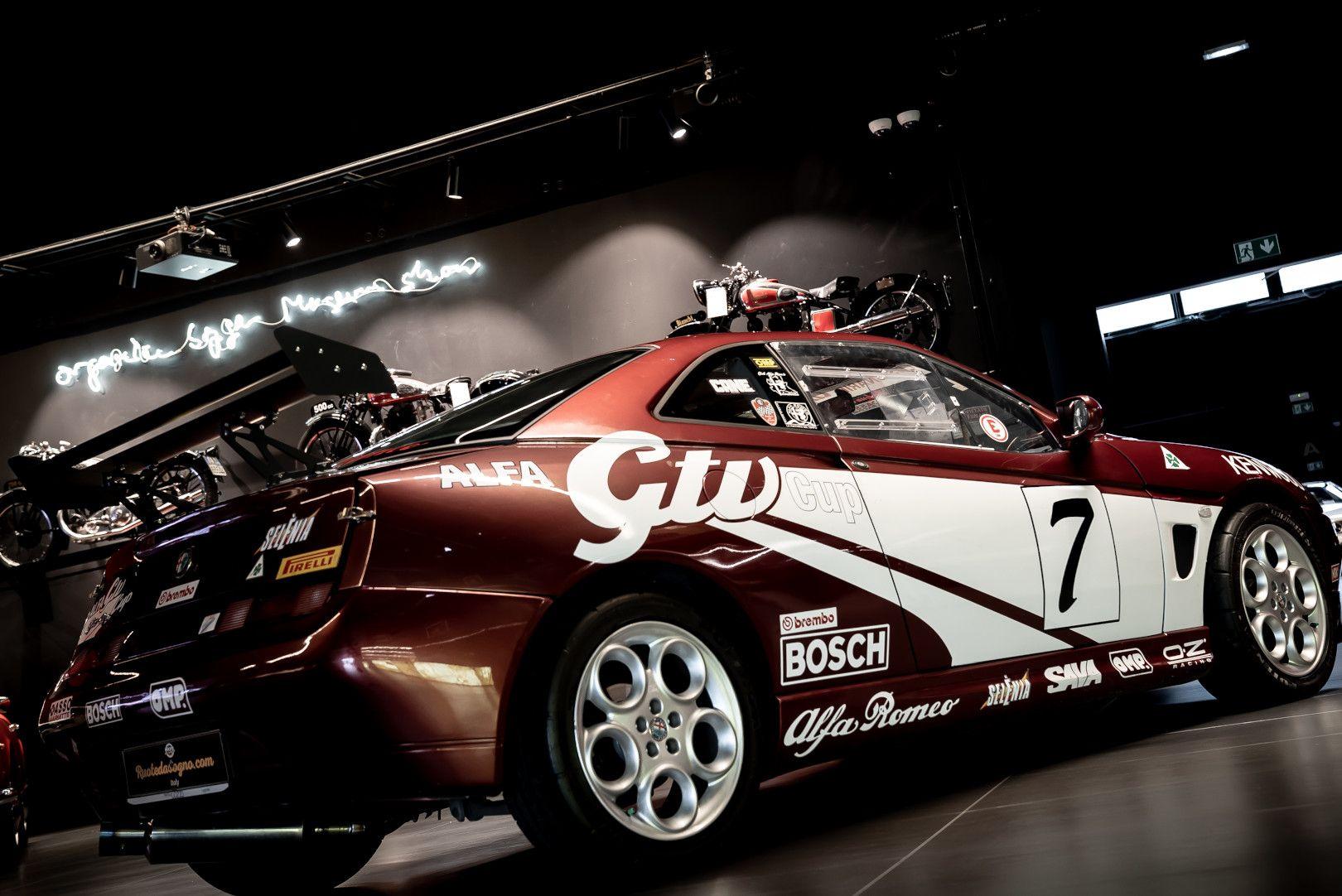 1995 Alfa Romeo GTV 2.0 V6 Turbo Cup Replica 57180