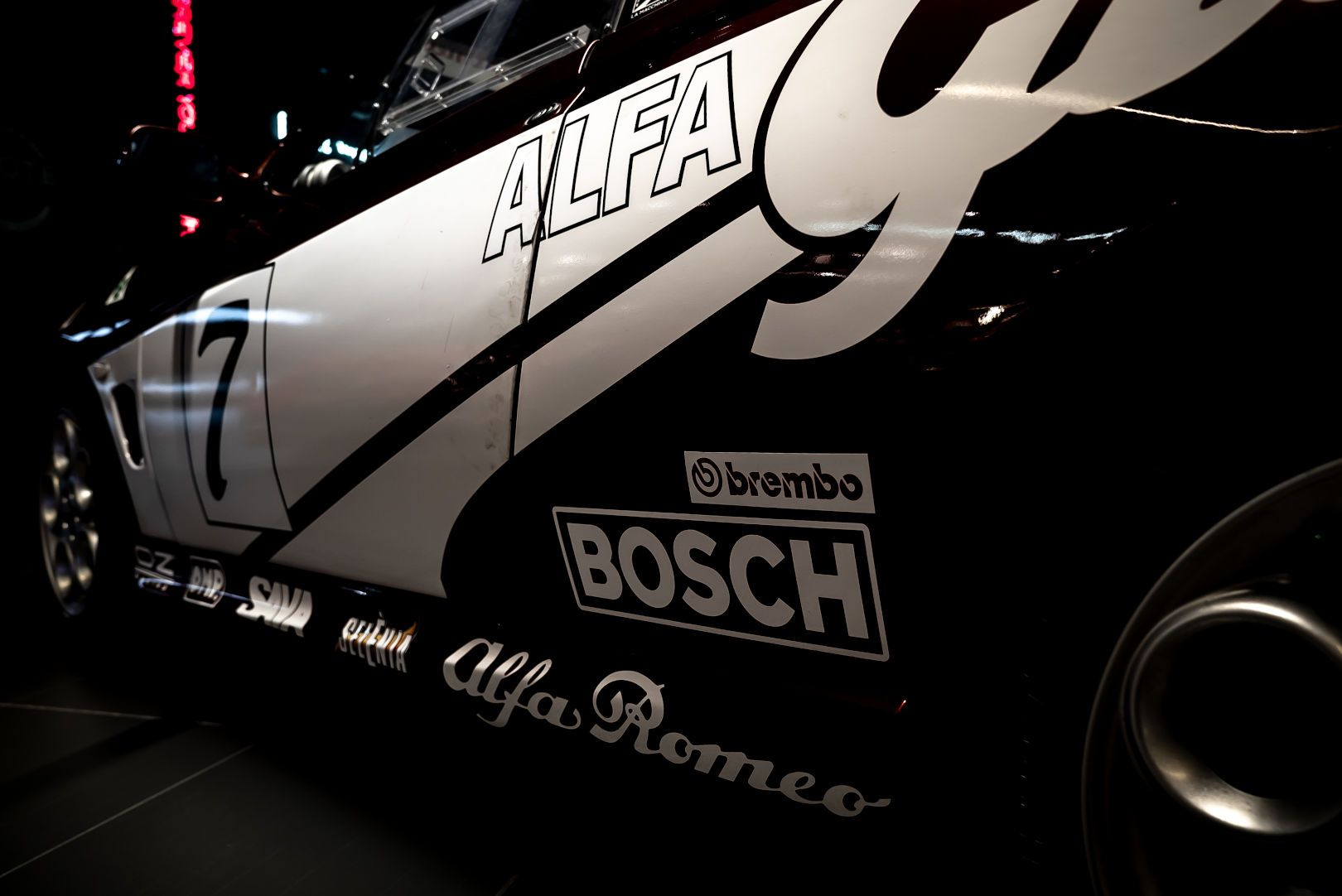 1995 Alfa Romeo GTV 2.0 V6 Turbo Cup Replica 57183