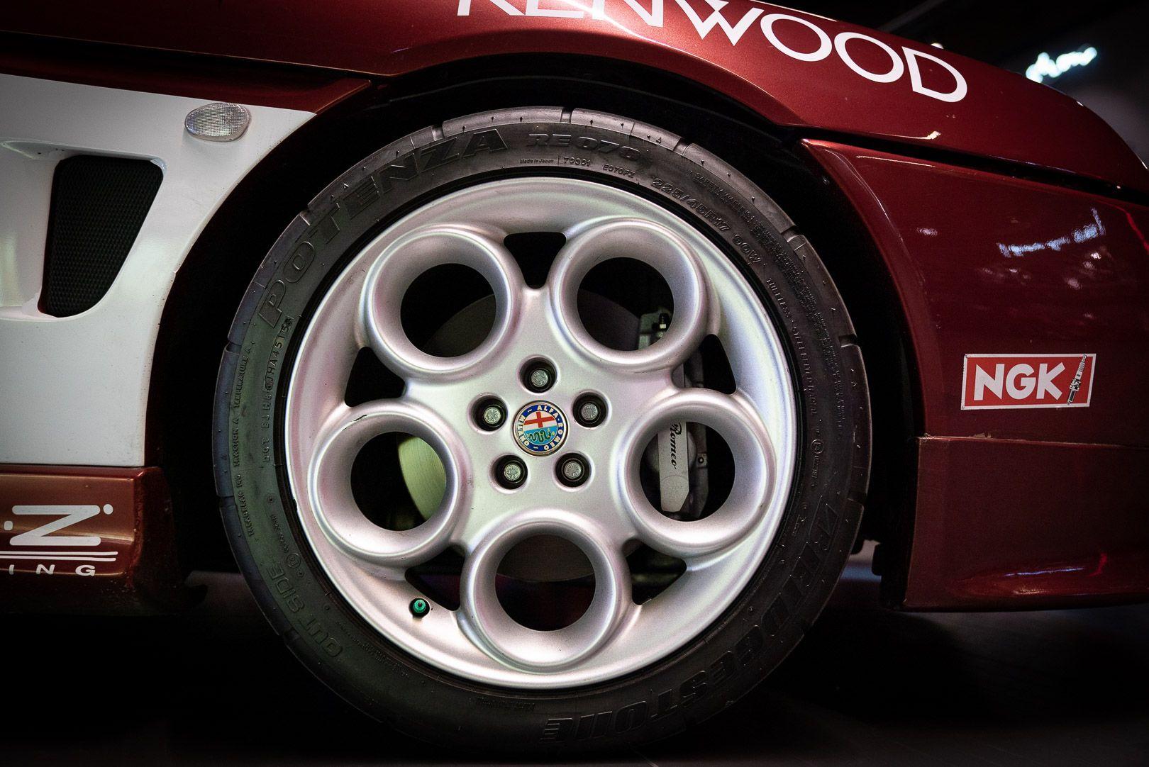 1995 Alfa Romeo GTV 2.0 V6 Turbo Cup Replica 59925