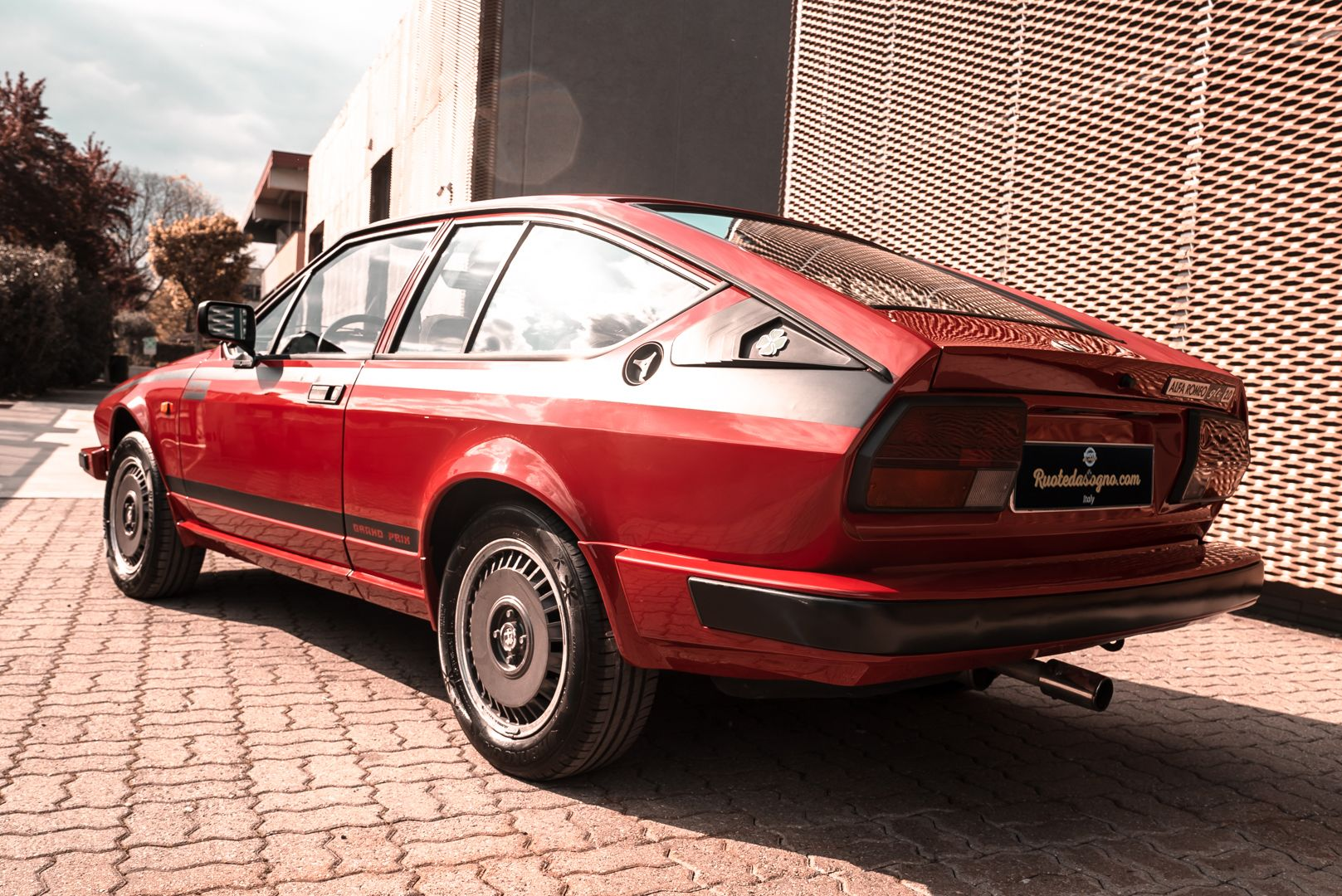 1981 Alfa Romeo Alfetta GTV Gran Prix n.128 68559