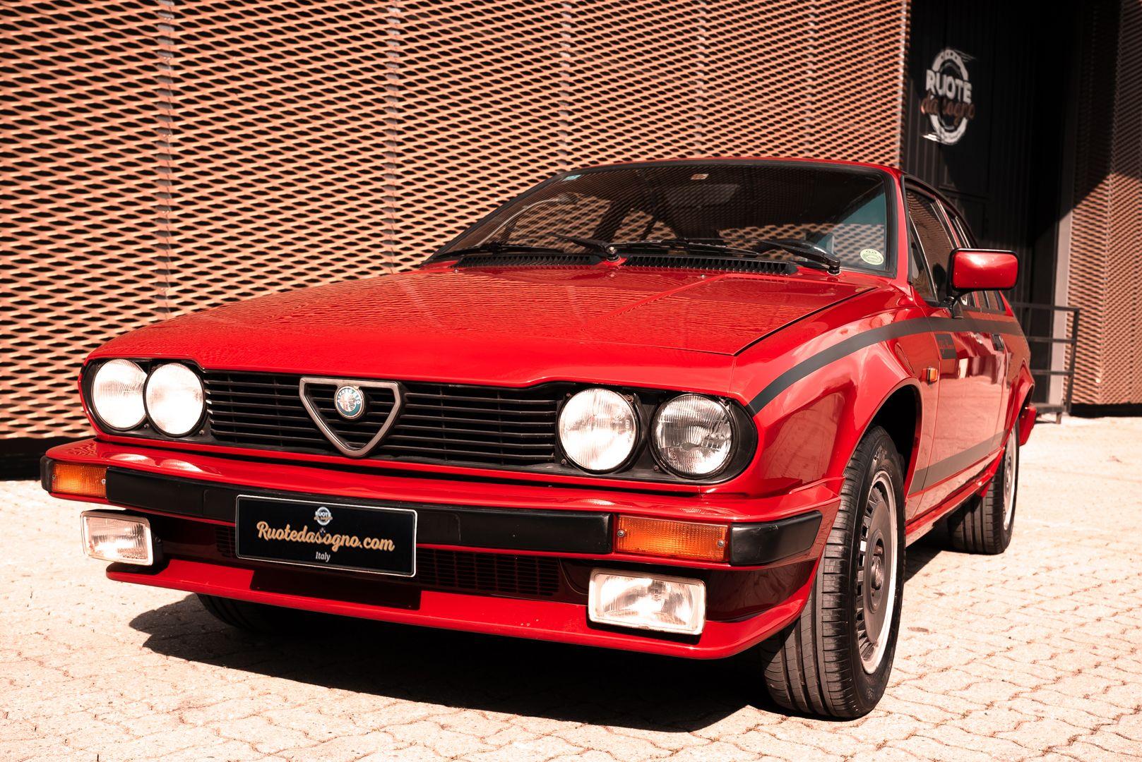 1981 Alfa Romeo Alfetta GTV Gran Prix n.128 68557