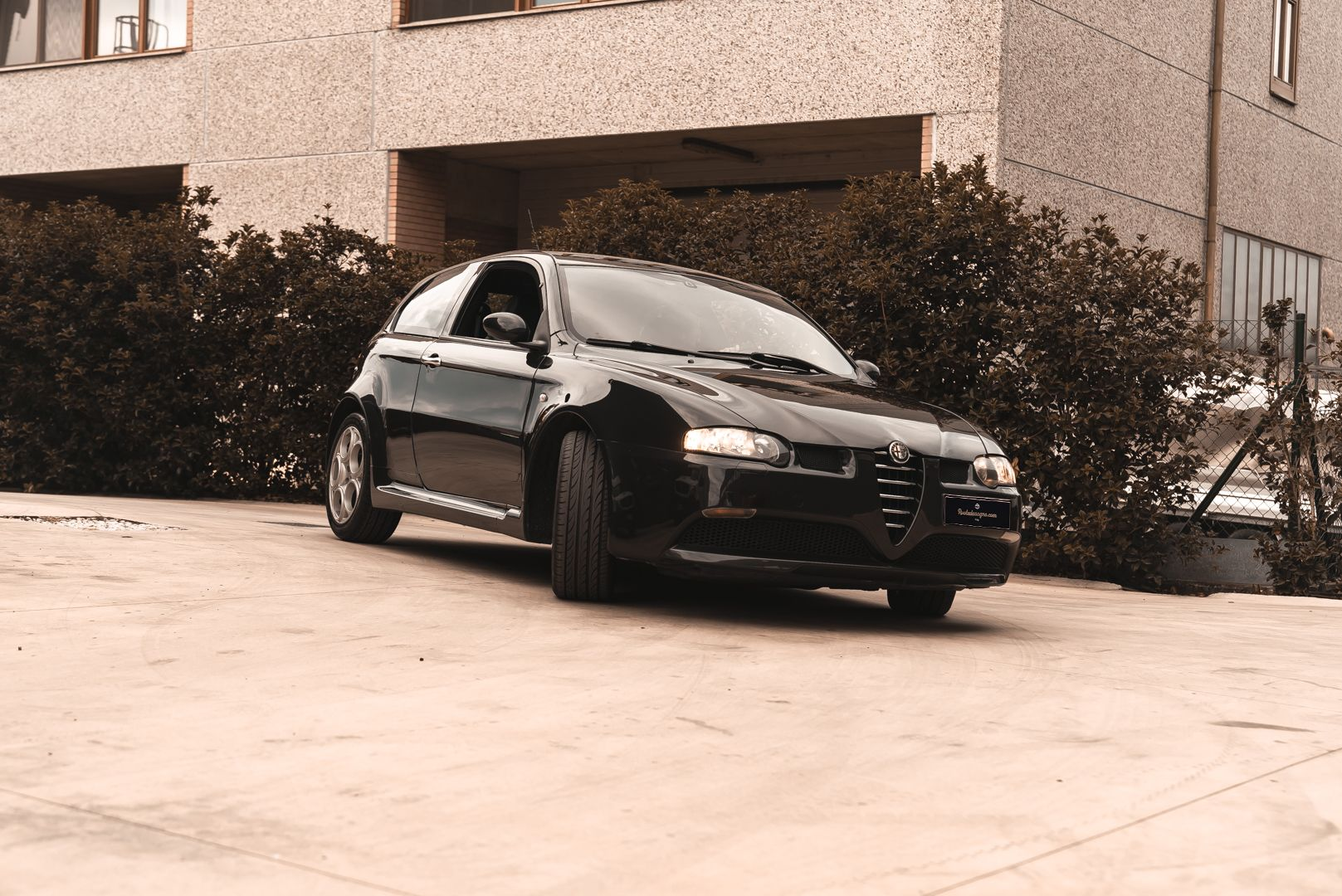 2003 Alfa Romeo 147 GTA 3.2i V6 24V 79572