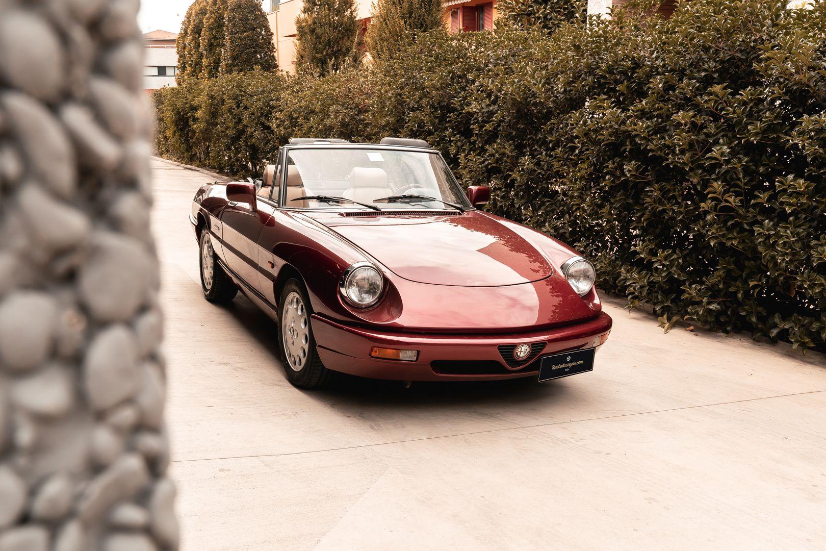 1990 Alfa Romeo Duetto 2000 IV Serie 79766