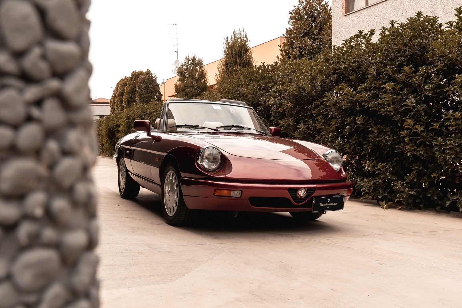 1990 Alfa Romeo Duetto 2000 IV Serie 79769