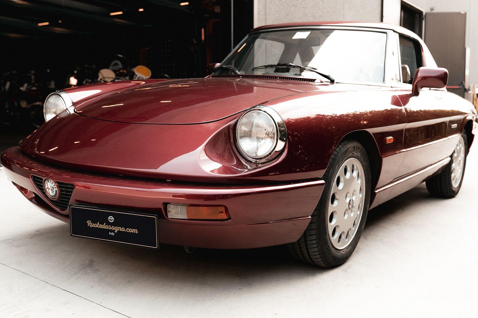 1990 Alfa Romeo Duetto 2000 IV Serie 79763