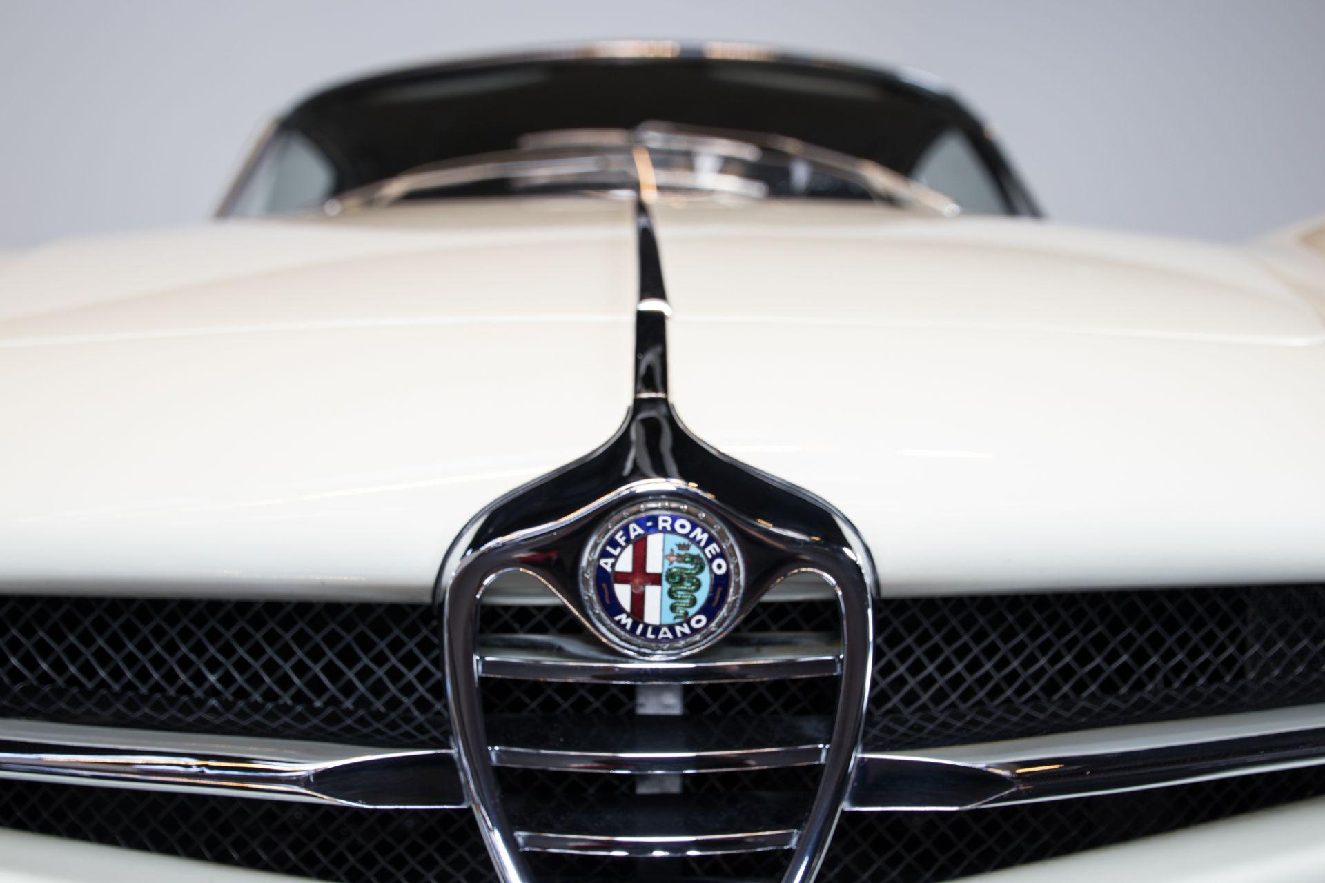 1961 Alfa Romeo Giulietta Sprint Speciale 4928