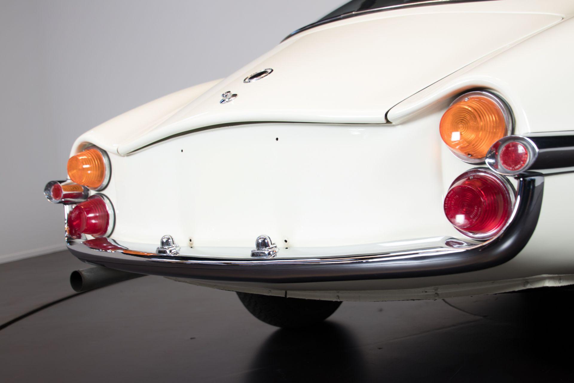 1961 Alfa Romeo Giulietta Sprint Speciale 4925