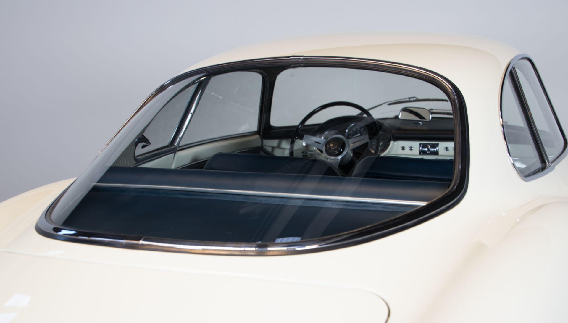 1961 Alfa Romeo Giulietta Sprint Speciale 4907