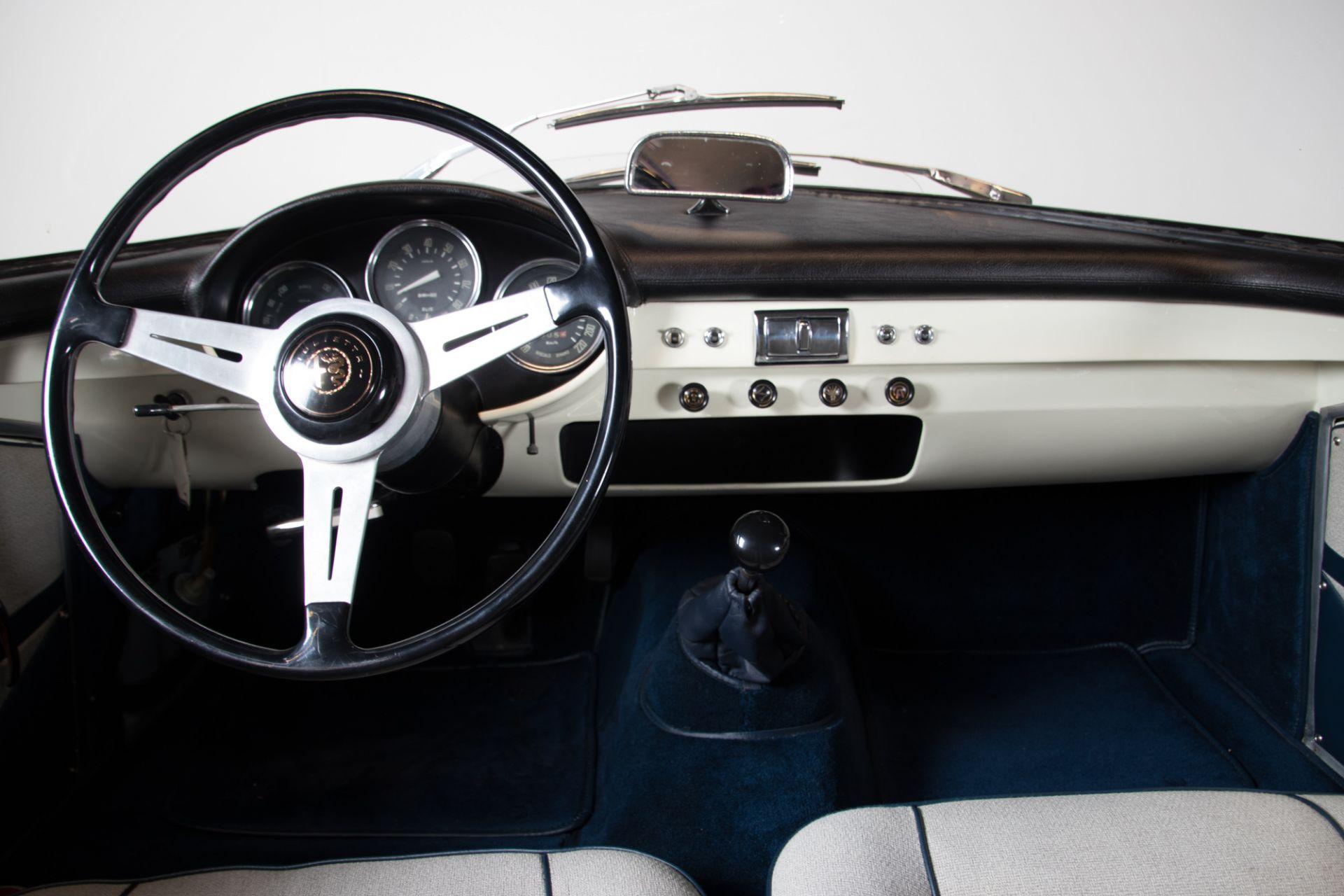 1961 Alfa Romeo Giulietta Sprint Speciale 4919