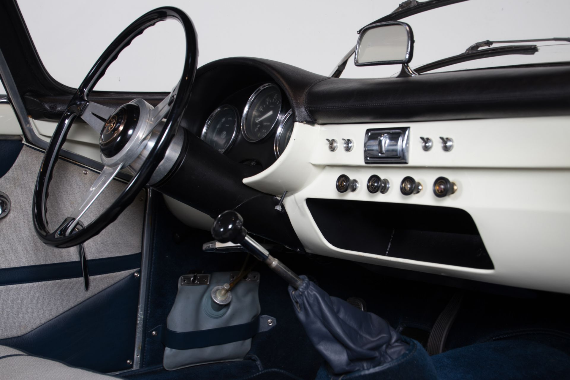 1961 Alfa Romeo Giulietta Sprint Speciale 4920