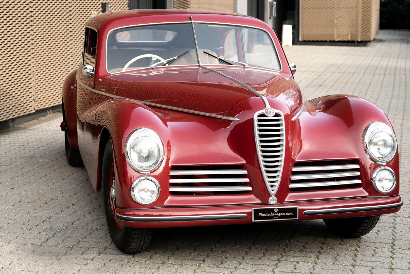 1947 Alfa Romeo Freccia d'oro 6C 2500 Sport 61680