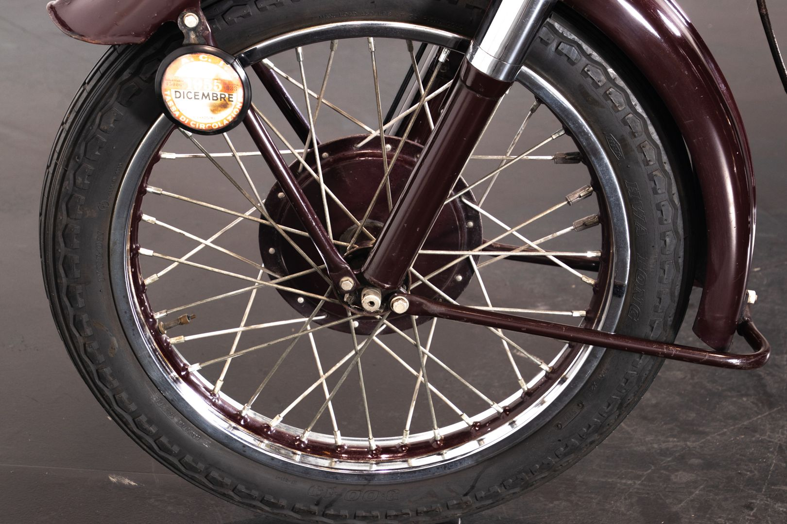 1955 Ariel 350 29833