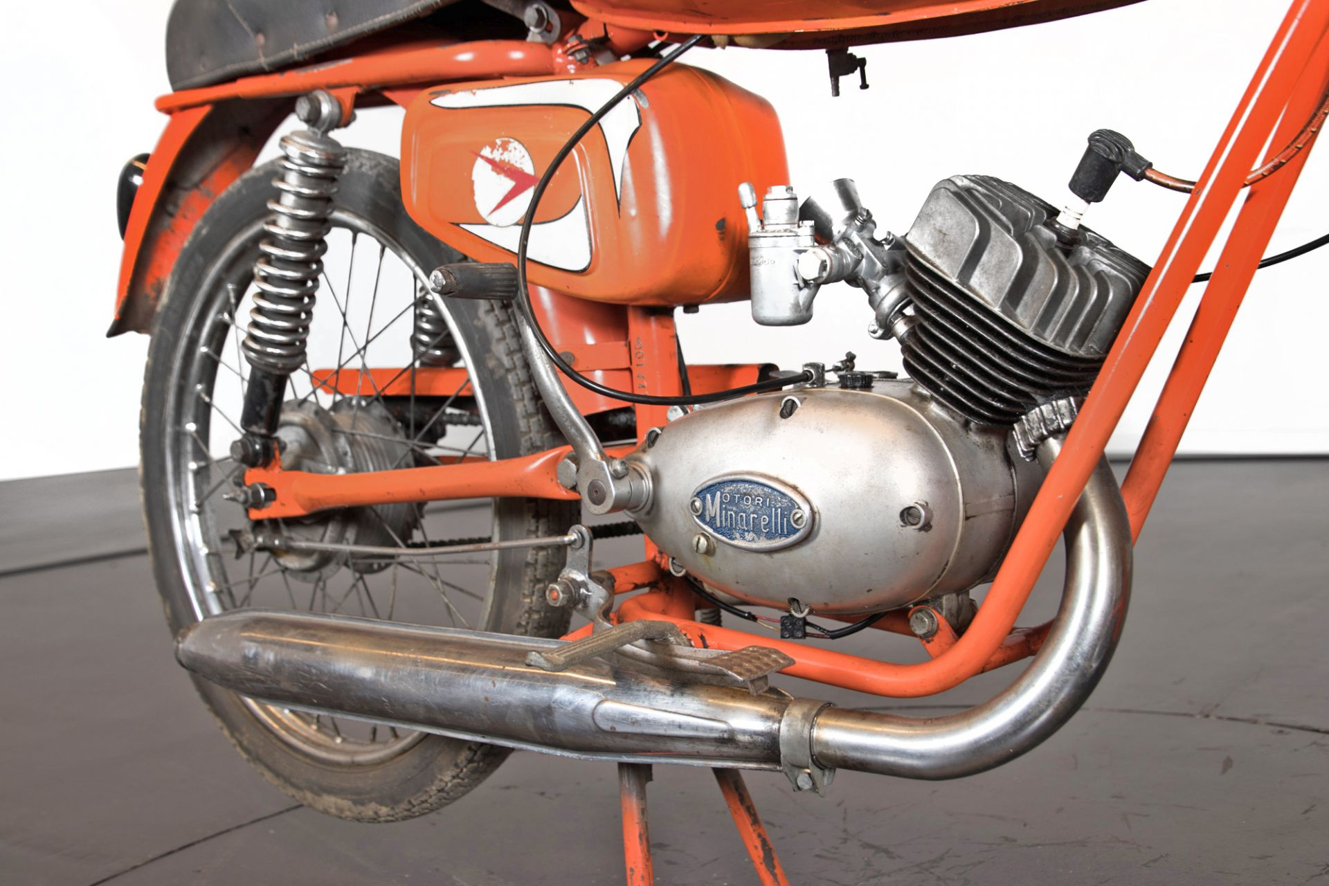 1966 Aspes SS3 SS4 35593