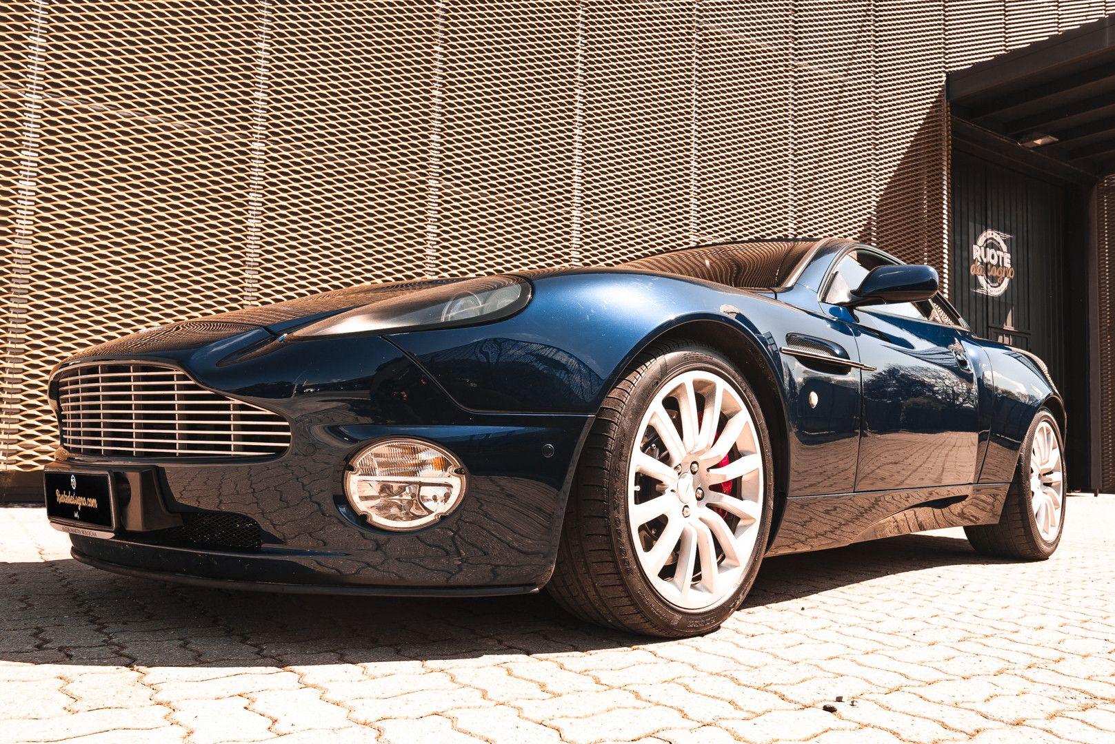 2001 Aston Martin V12 Vanquish 67923
