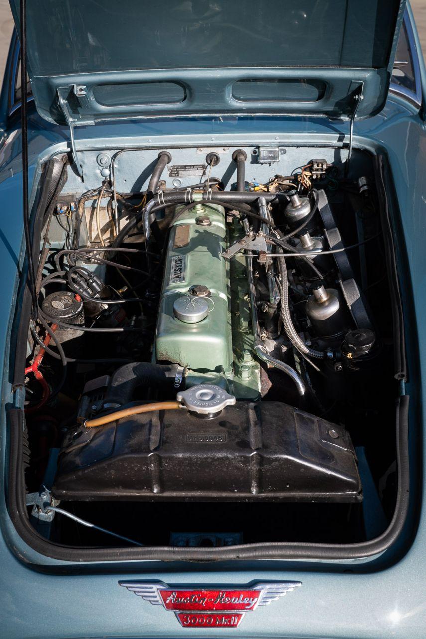 1961 Austin Healey BT7 3000 MKII 60370