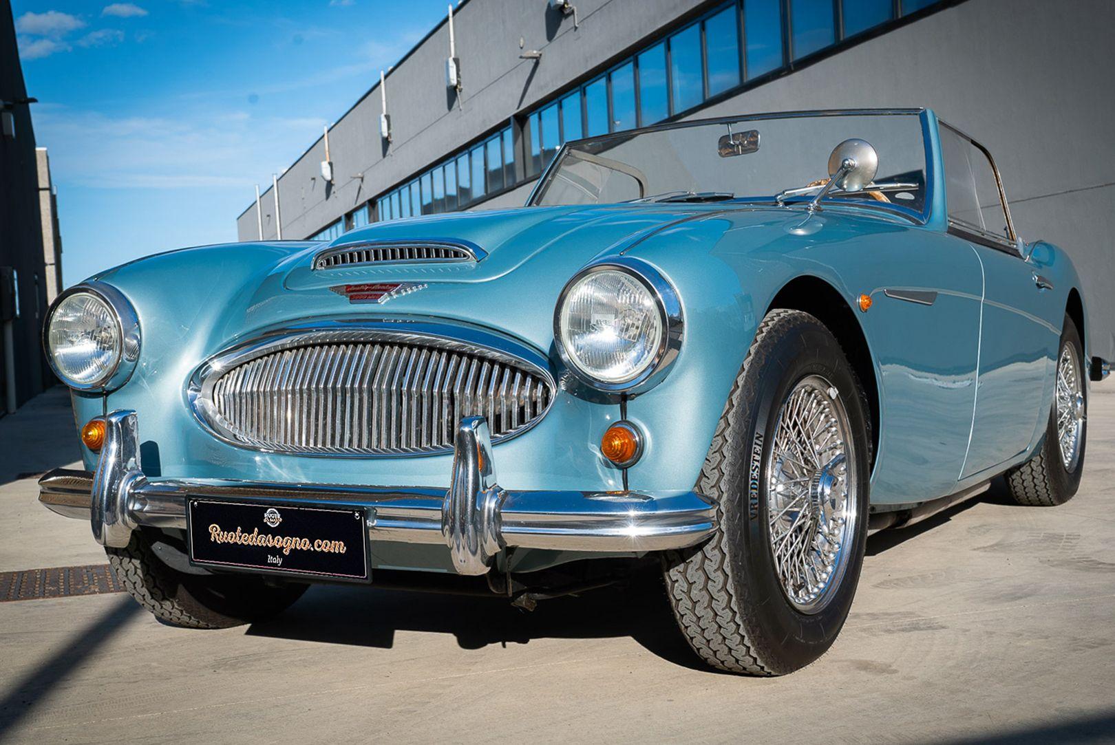 1961 Austin Healey BT7 3000 MKII 60361