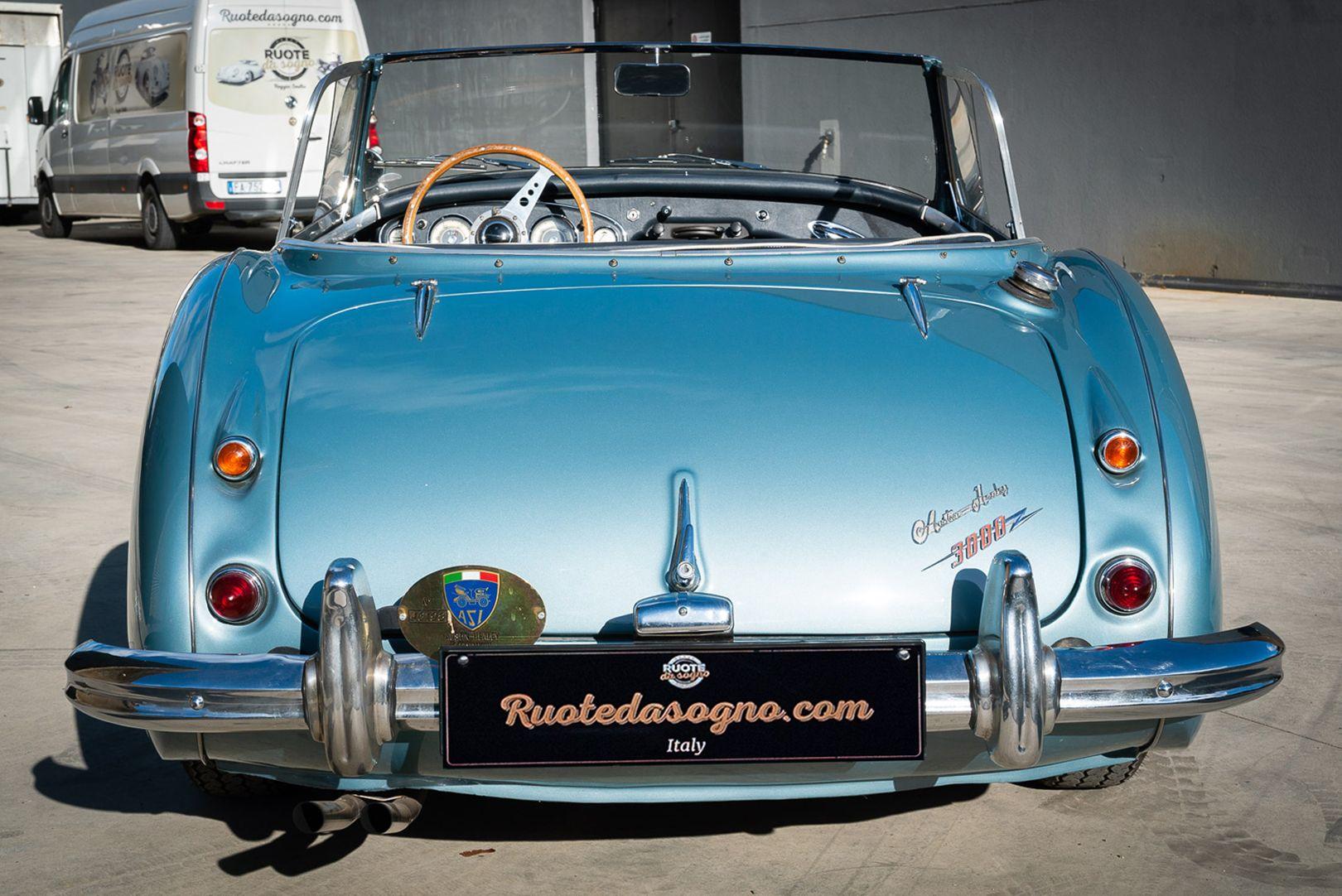 1961 Austin Healey BT7 3000 MKII 60358