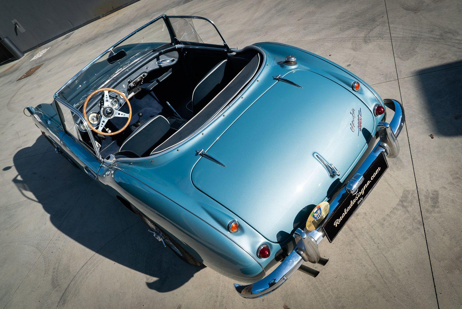 1961 Austin Healey BT7 3000 MKII 60360