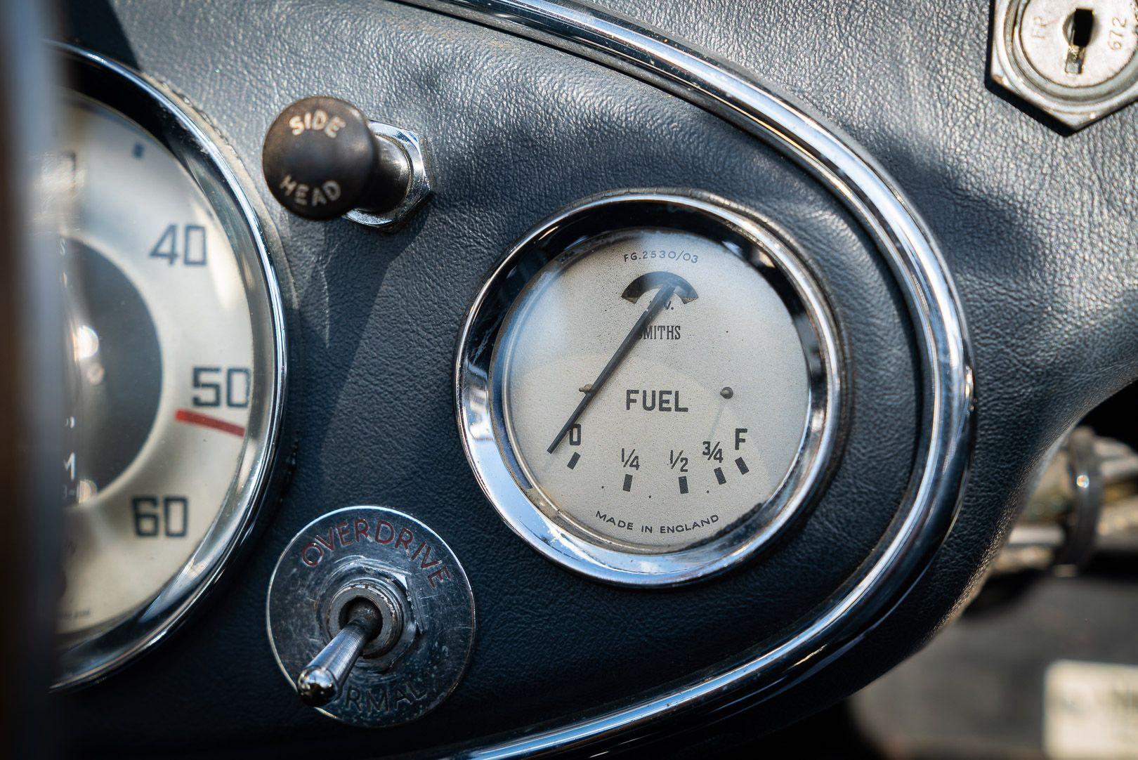 1961 Austin Healey BT7 3000 MKII 60379