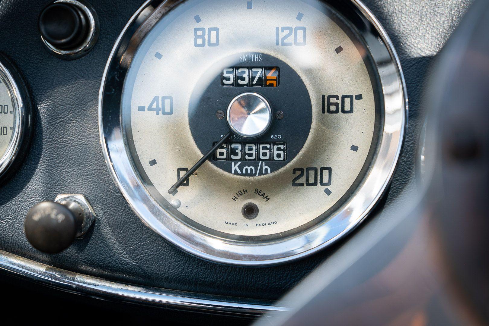 1961 Austin Healey BT7 3000 MKII 60380