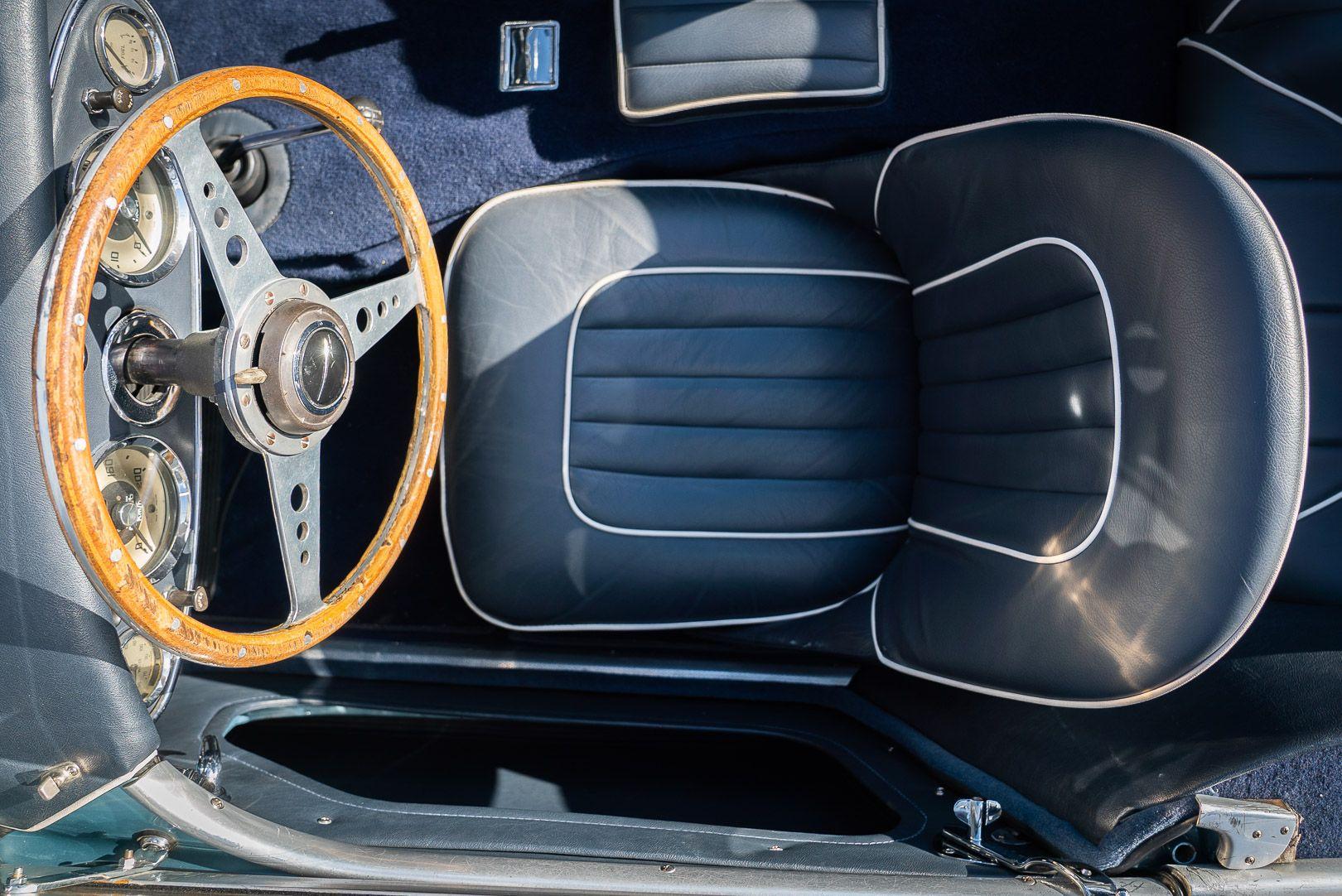 1961 Austin Healey BT7 3000 MKII 60386