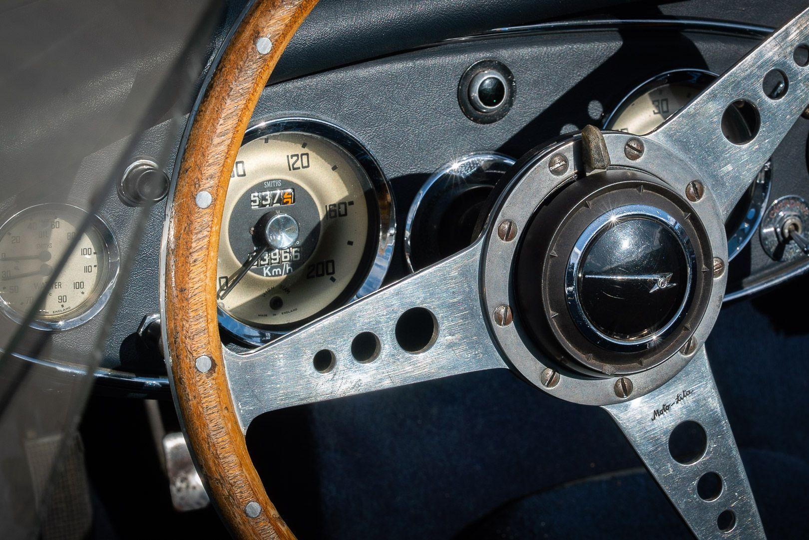 1961 Austin Healey BT7 3000 MKII 60383