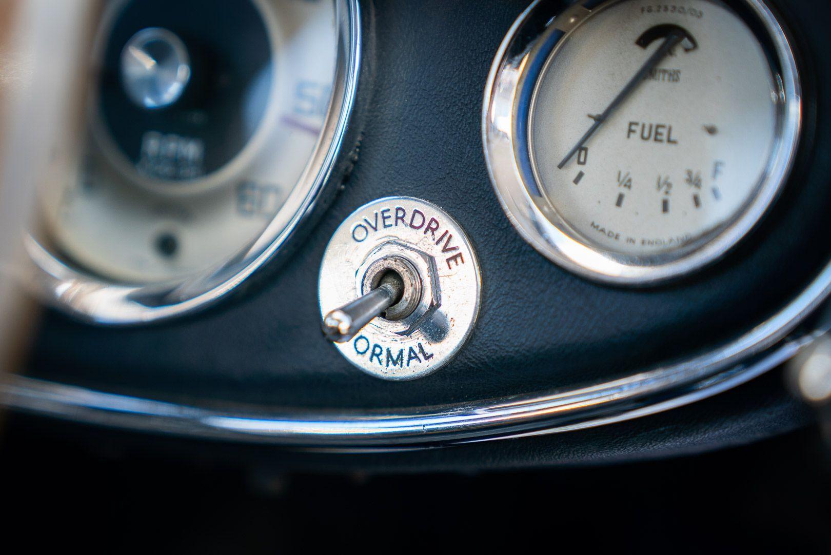 1961 Austin Healey BT7 3000 MKII 60387