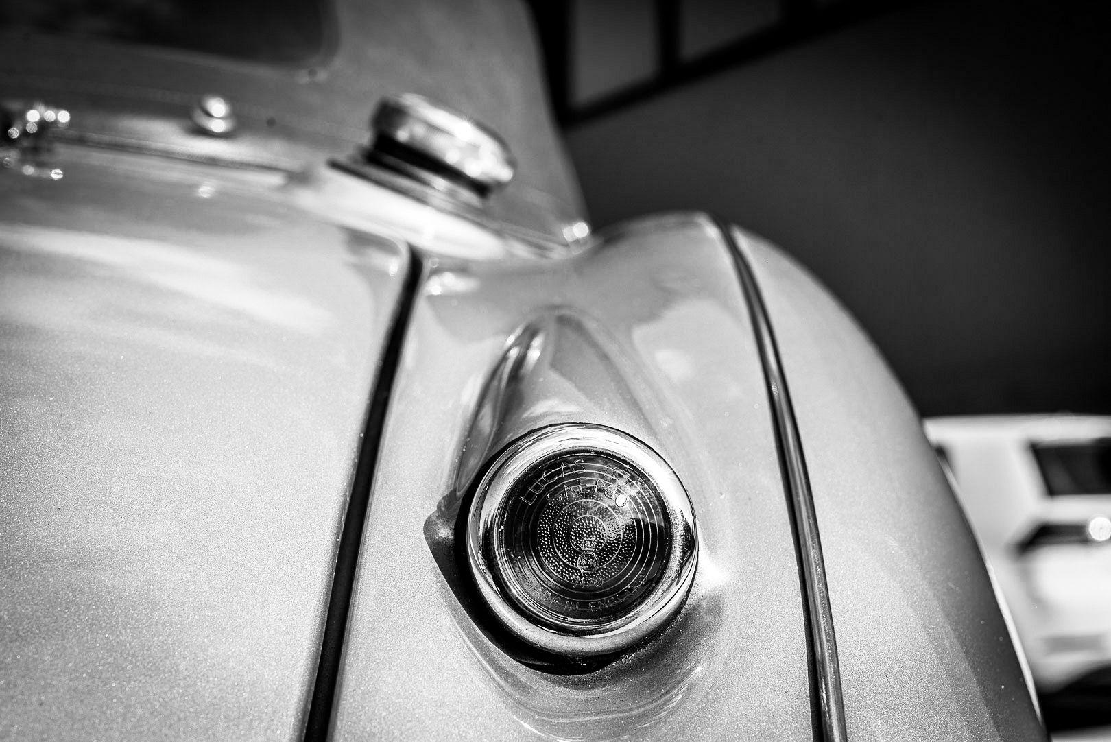 1961 Austin Healey BT7 3000 MKII 60388