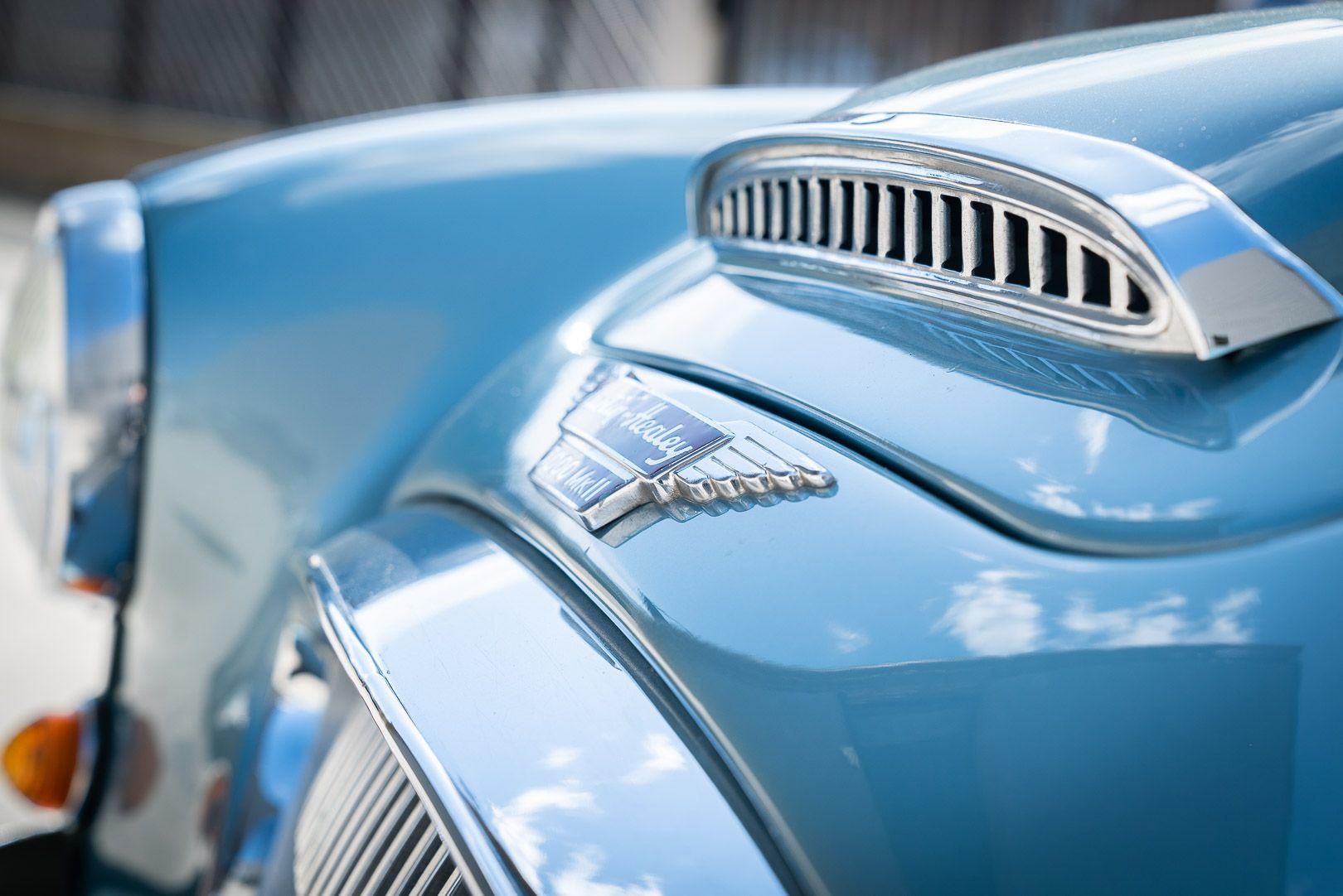 1961 Austin Healey BT7 3000 MKII 60395