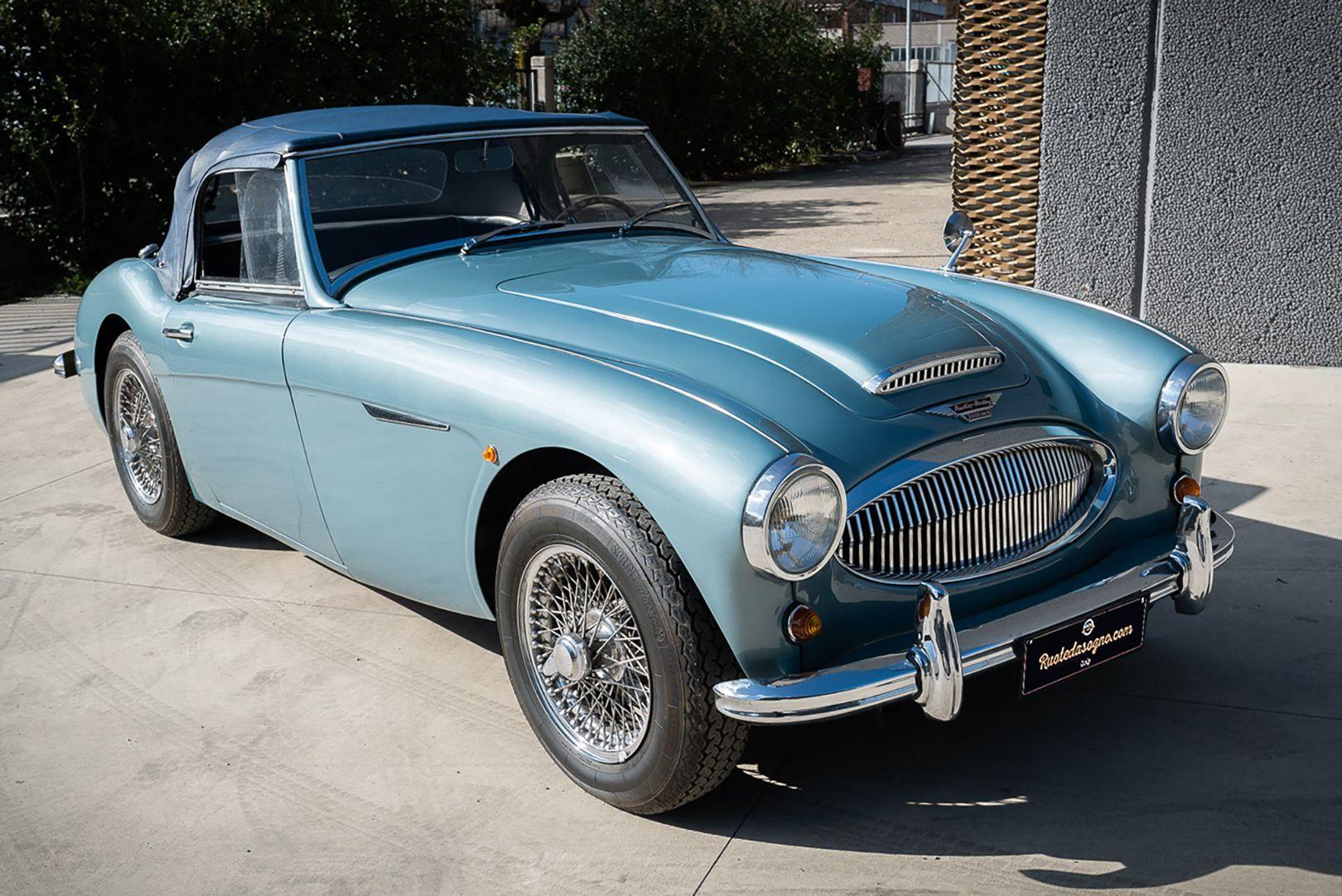 1961 Austin Healey BT7 3000 MKII 60359