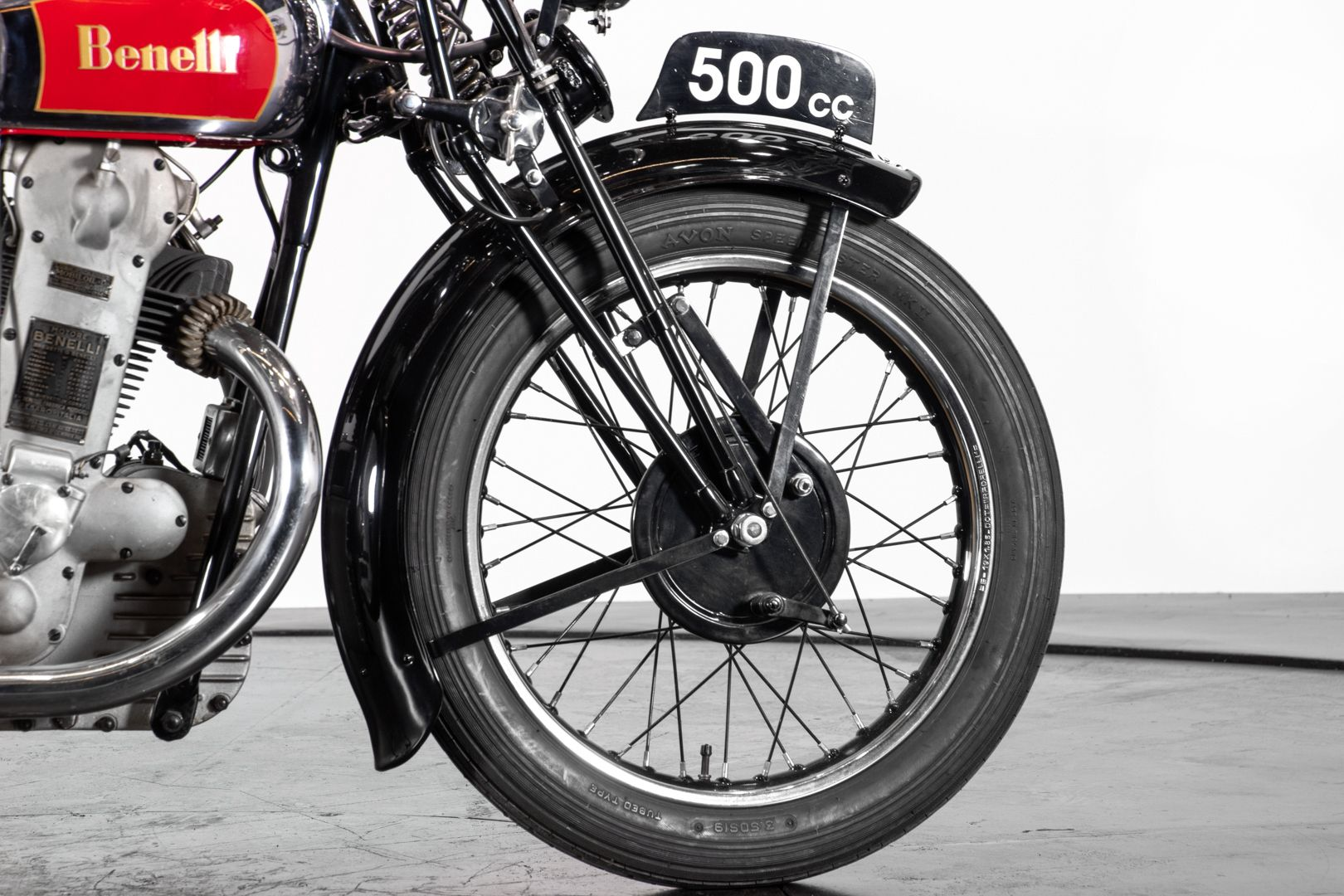 1939 Benelli 500 72504